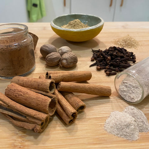 ingredients for salep