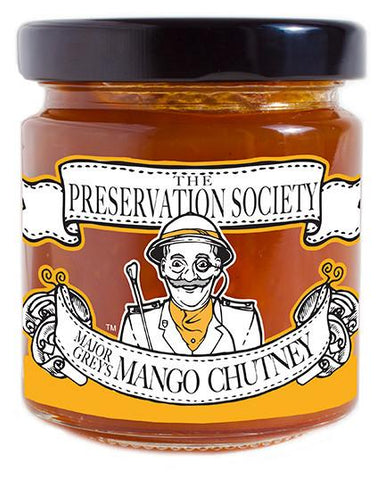 Preservation Society Major Grey's Mango Chutney - 4.4 oz