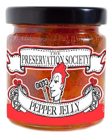 Preservation Society Pepper Jelly - 4.4 oz