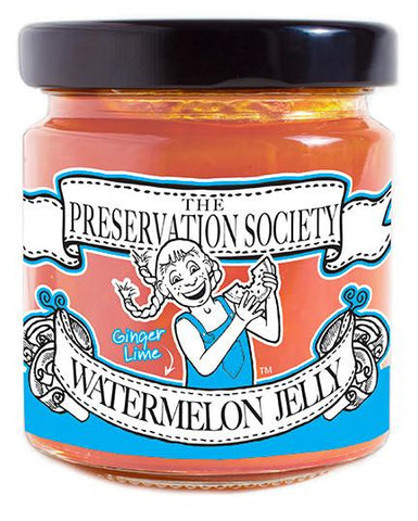 Preservation Society Watermelon Ginger Lime Jelly - 4.4 oz