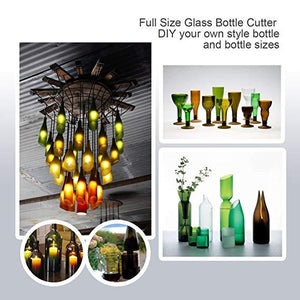 Limited 70% OFF TODAY Glass Bottle Cutter DIY Tools Creative Handicrafts