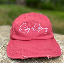 Load image into Gallery viewer, Signature Logo Distressed Cap