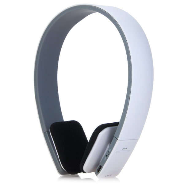 BQ - 618 Smart Wireless Bluetooth V4.1 + EDR Stereo Headphones with MIC Support 3.5mm Stereo Audio Input