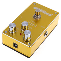 Aroma ADL - 1 Electric Guitar Effect Pedal Delay True Bypass Design with Aluminum Alloy Housing