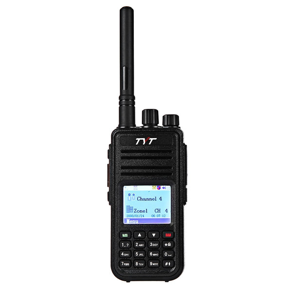 TYT Tytera MD - 380 DMR Portable Walkie Talkie Digital Radio UHF 400 - 480MHz with Colorful LCD Display