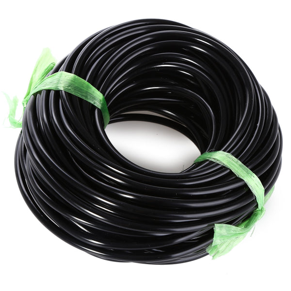 20M 3 / 5MM Micro Irrigation Pipe Water Hose Drip Watering Sprinkling Home Garden Greenhouse