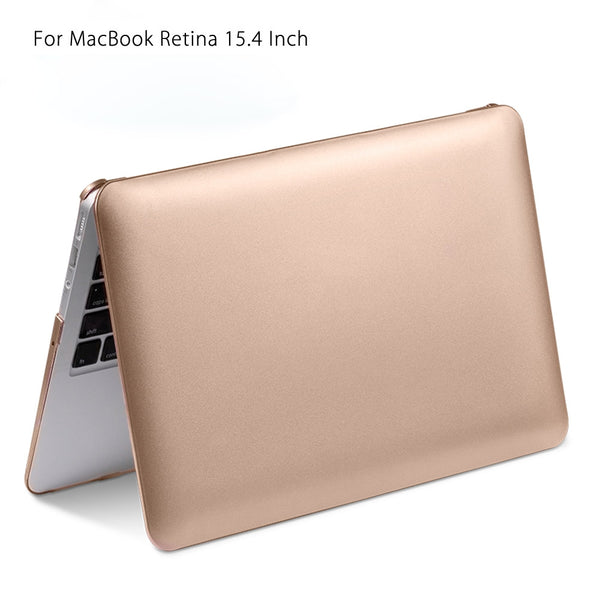 HOCO Simple Style Ultra Slim PC Hard Full Body Case for MacBook Retina 15.4 Inch