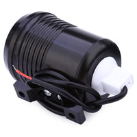 U2 1200LM 30W Upper Low Beam Motorcycle Headlight LED Driving Motorbike Fog Light