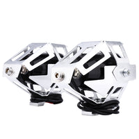 2pcs HP - M005 U5 LED Transform Motorcycle Headlight