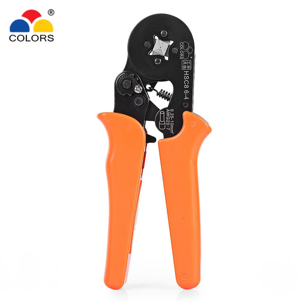 COLORS HSC8 6 - 4 Self-adjusting Crimping Plier Multi-use Tools