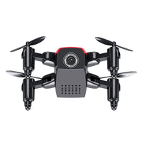 S9 Micro Foldable RC Quadcopter RTF 2.4GHz 4CH 6-axis Gyro / Headless Mode / One Key Return