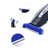 Boxili SOLO Men Electric Razor Facial Hair Remover for Trimming Edging Shaving
