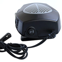 150W Car Portable Heater Heating Fan Defroster Demister with Handle
