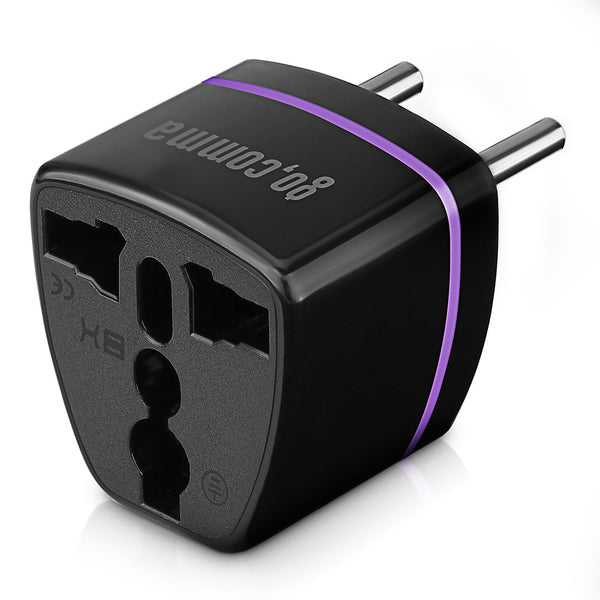 gocomma WN - 9B EU Plug Two Feet Standard Charger Adapter