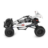 Desert Racing Car Building Blocks Set from Xiaomi youpin Cylinder Piston Linkage System / Independent Suspension