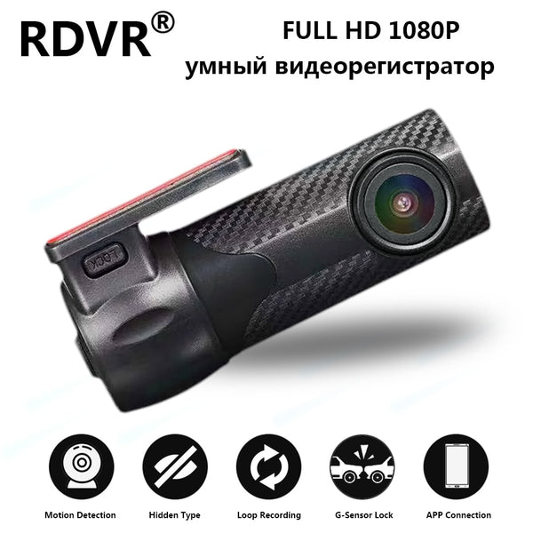 RDVR Mini Car DVR Camera Dashcam 360 WiFi Smart car dash camera 1080P Video Registrator Recorder G-sensor Night Vision Dash Cam