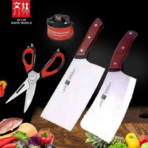 Original Qi Lin Knife Set (4 Pieces)