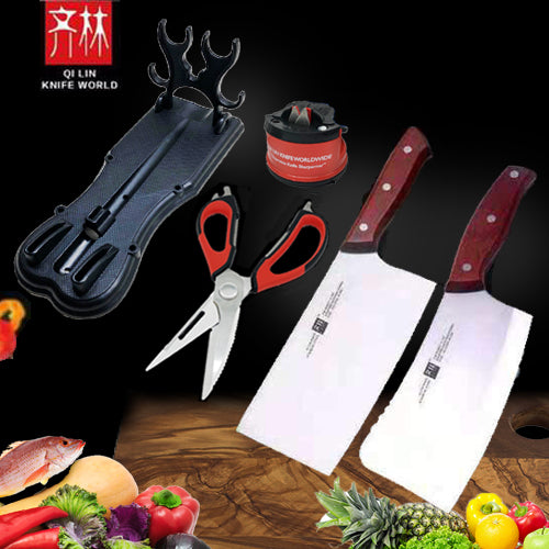 Original Qi Lin Knife Set (5 Pieces)