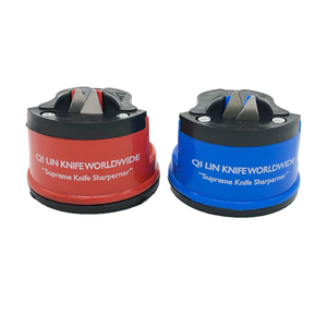 Original Qi Lin Knife Sharpener (Red/Blue)