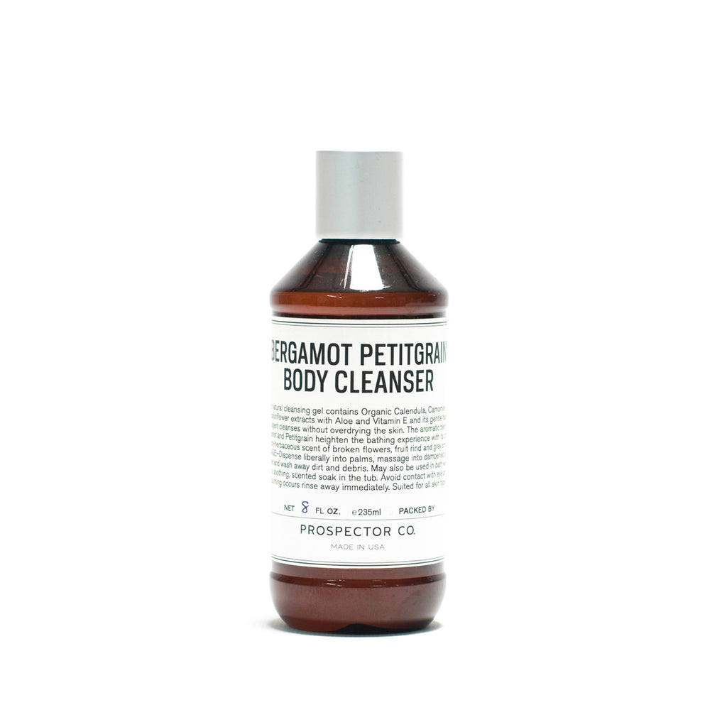 Prospector Co. - Bergamot Petitgrain Body Cleanser