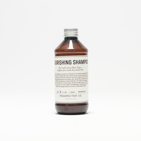 Prospector Co. - Nourishing Shampoo