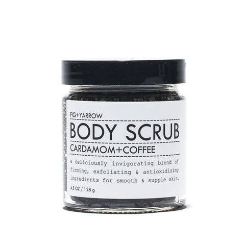 Fig and Yarrow - Body Scrub