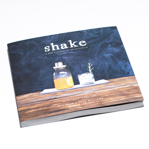 W & P - Shake Cocktail Book