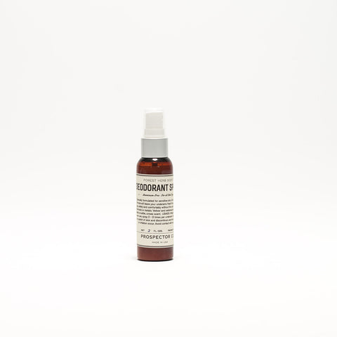 Prospector Co. - Deodorant Spray