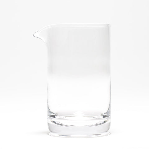W & P - Mixing Glass