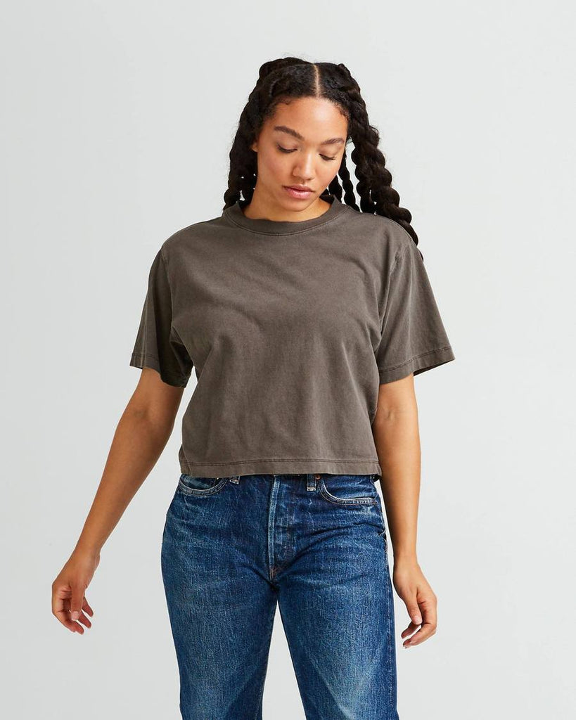 Richer Poorer - Women's Relaxed SS Crop Tee