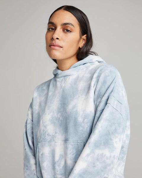 Richer Poorer - Recycled Fleece Hoodie