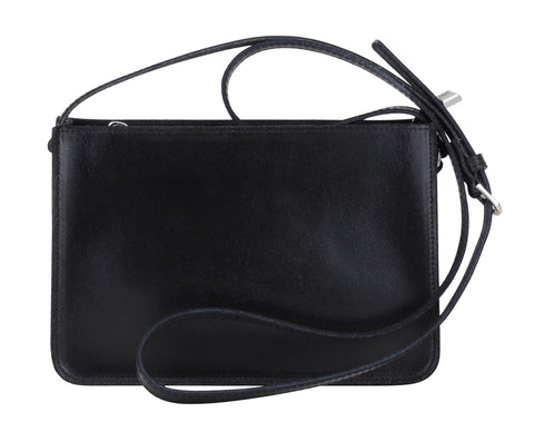 Most Wanted - The Rectangle Crossbody Black