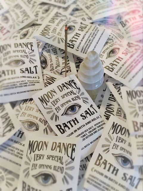 Wild Yonder Botanicals - MOON DANCE Bath Salt Packet