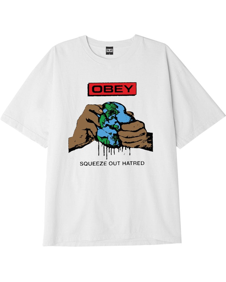 Obey - Squeeze Out Tee