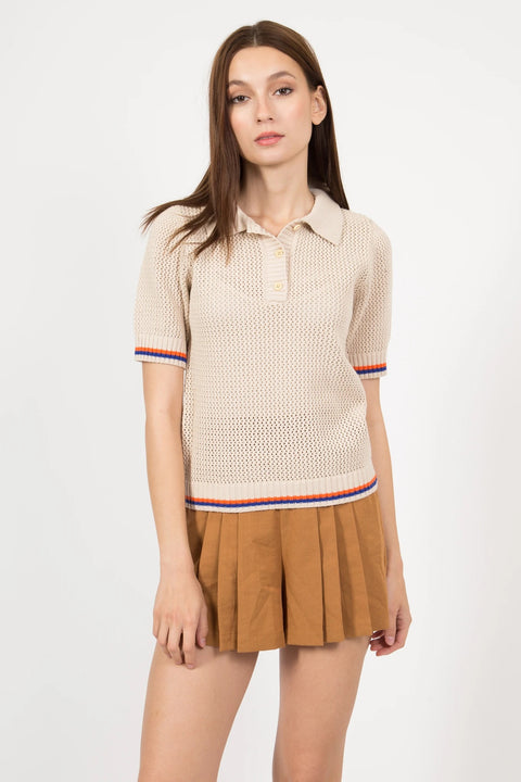Movint - Vintage Knit Polo