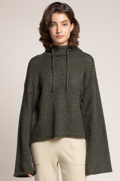 Grade & Gather - Hooded Sweater