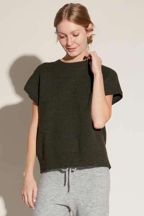 Grade & Gather - SS Knit Top