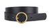 Most Wanted - Circle Buckle Belt (3 Colors Available)