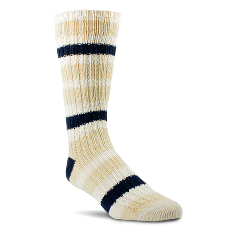 Woolrich - Block Stripe Camp Socks