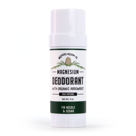 Brothers Artisan Oil - Deodorant Fir Needle & Cedar
