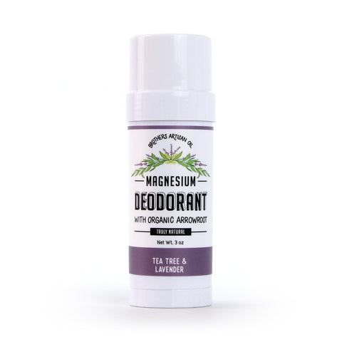 Brothers Artisan Oil - Tea Tree/Lavender Deodorant