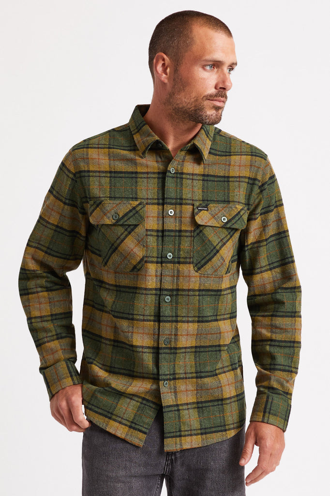 Brixton - Bowery LS Flannel