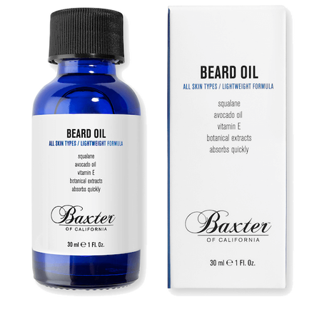 Baxter - Grooming Beard Oil