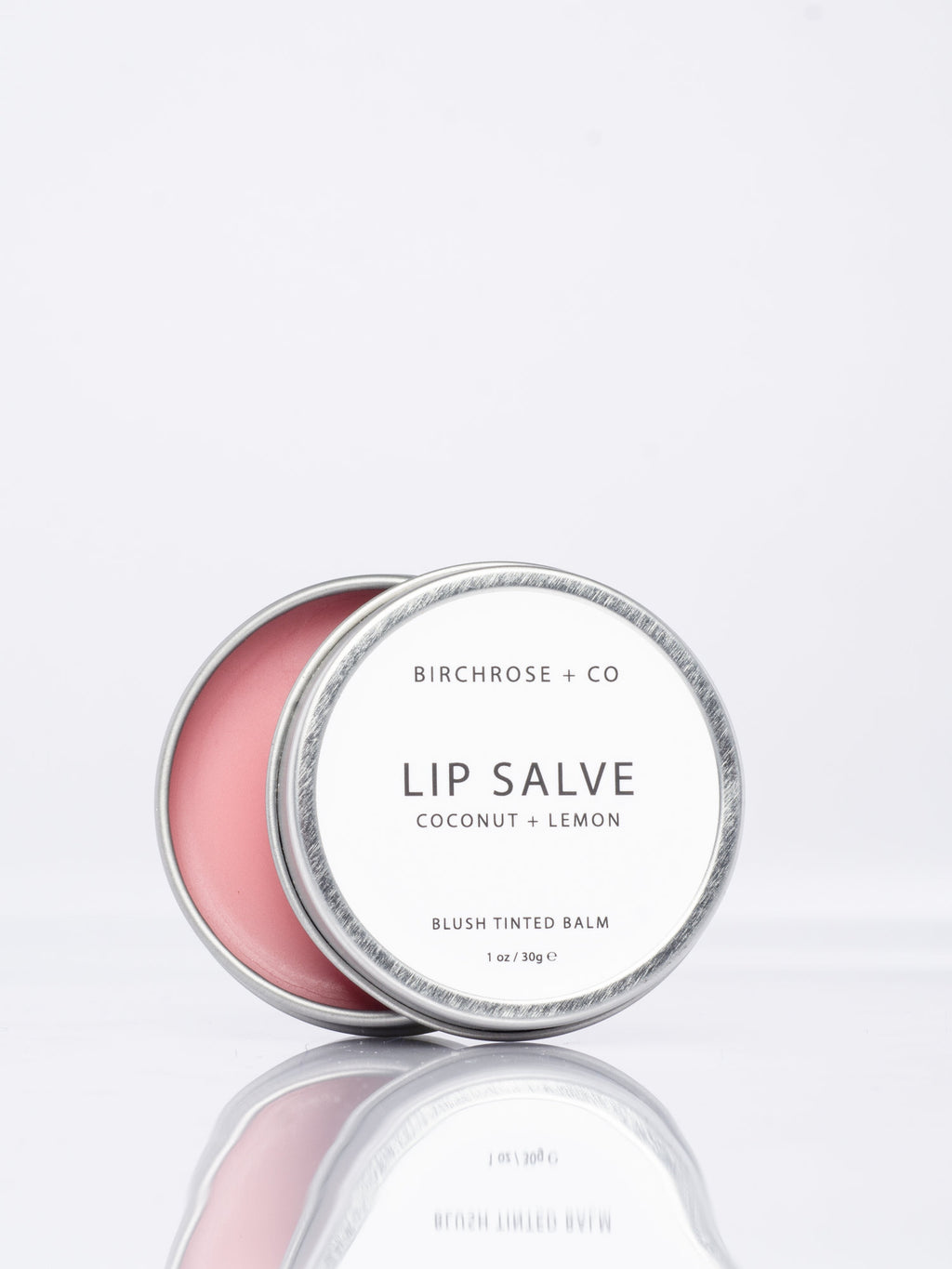 Birchrose Co - Lip Salve Coconut + Lemon