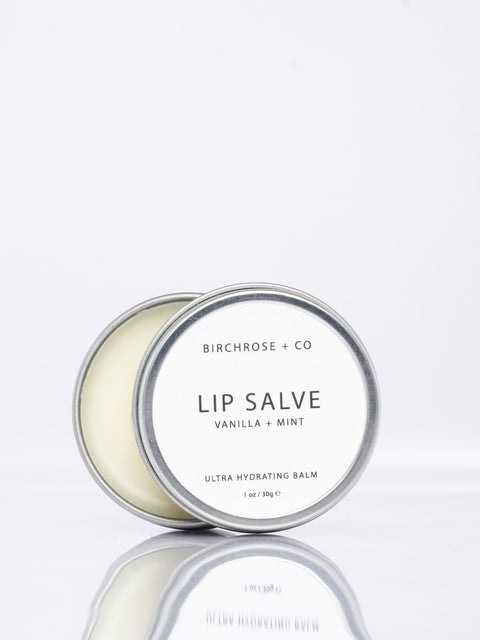 Birchrose Co - Lip Salve Vanilla + Mint