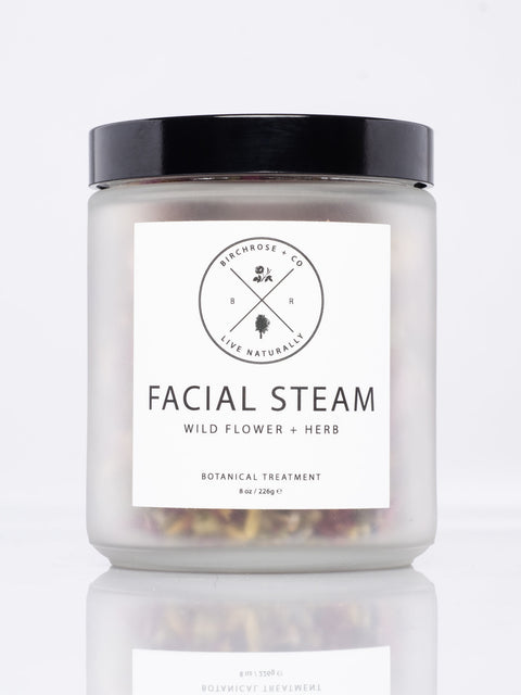 Birchrose Co - Botanical Facial Steam