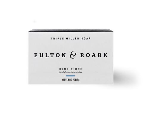 Fulton & Roark - Blue Ridge Bar Soap