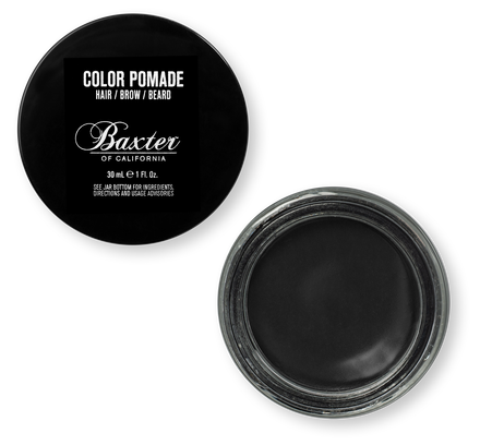 Baxter - Color Pomade Black