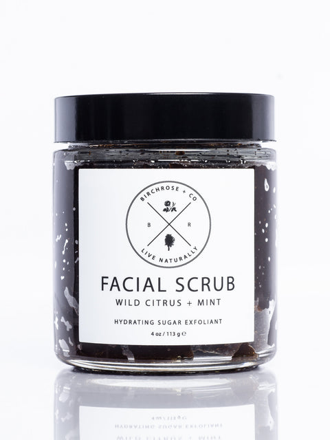 Birchrose Co - Facial Scrub