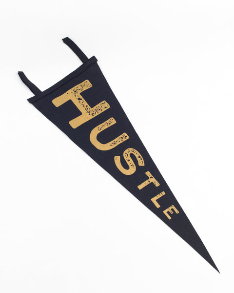 Oxford Pennant - Hustle Gold